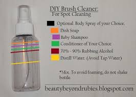 cleaning method rubbing alcohol 1000 images about diy on pore strips brushes and baby shoo diy makeup