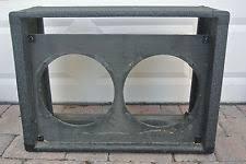 Peavey Classic 115e Cabinet Peavey Classic 410e Speaker Cabinet Ebay