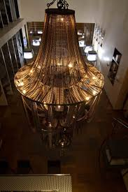 Cool Chandeliers Chandelier Bike Chain Thesecretconsul Com