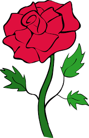 Flower Rose Clipart Flower Rose