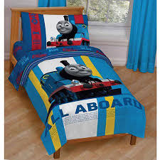 Thomas The Tank Duvet Cover Thomas And Friends 3 Piece Toddler Bedding Set With Bonus Matching