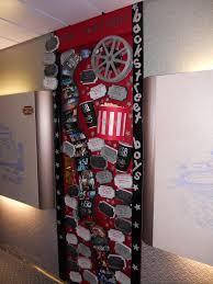 door decorations cruising with the backstreet boys s door decorating tips