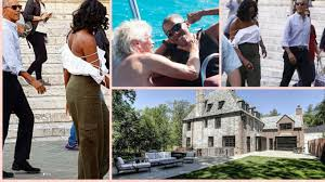 Obama S Vacation Barack U0026 Michelle Obama U0027s Life After White House U0027 U0027vacations