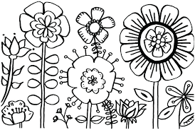 coloring pages to print spring free spring coloring sheets preschool printable spring coloring free