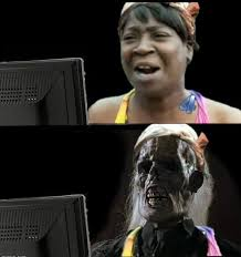 Meme Generator Sweet Brown - sweet brown waiting blank template imgflip