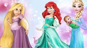 baby room decor ideas princesses elsa ariel rapunzel