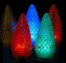twinkling c9 led bulbs and lights novelty lights inc