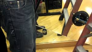 how to remove mirrors from walls or not youtube