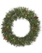 savings on vickerman 48 in mixed pre lit wreath