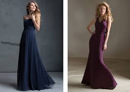 plum wedding dresses what to consider when choosing your bridesmaid dresses the pink