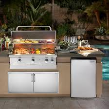 Built In Gas Grills American Outdoor Grill