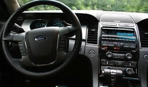 2010 Ford Taurus Interior Ford Taurus 2010 Inside