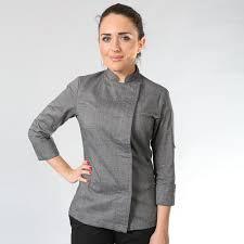 tenue cuisine femme pantalon de cuisine noir