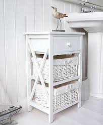 Freestanding Bathroom Furniture White Free Standing Bathroom Storage Cabinets Chaseblackwell Co