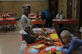 thanksgiving dinner volunteer opportunities thanksgiving 2016 cristo rey community center