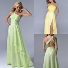 cheap lime green dresses party evening free shipping lime green
