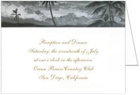 reception cards wording destination sle wedding invitation reception card rectangular