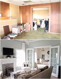 Before And After Living Rooms by Myrtle House Before U0026 After Living Room U2014 Elizabeth Burns Design