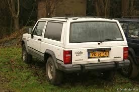 turbo jeep cherokee file 1991 jeep cherokee commercial turbo diesel 12113951935 jpg