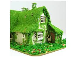Studio Ghibli Decor 1 150 Miniatuart Kit Studio Ghibli Series And Jiji U0027s House