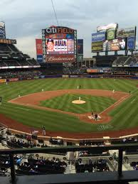 Citi Field Map Citi Field Section 321 Home Of New York Mets