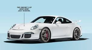 2014 gt3 porsche dissected 2014 porsche 911 gt3 feature car and driver