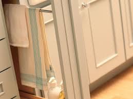 kitchen hand towel holder modern kitchen with chrome cabinet