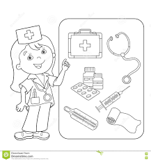 printable first aid coloring beautiful first aid coloring pages