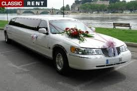 location limousine mariage decoration voiture mariage classic rent agence location