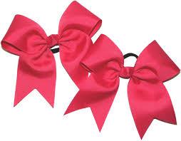 custom hair bows custom hair bows for cheer pig set made by