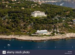 grand hotel du cap ferrat st jean cap ferrat view from helicopter