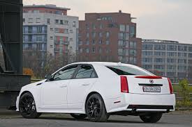 white cadillac cts black rims shaft wraps cadillac cts v sedan in matte white and pushes