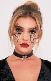 spider web face stickers other prettylittlething
