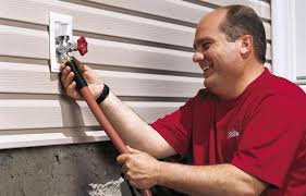 How To Shut Off Outside Water Faucet For Winter How To Install A Freezeproof Faucet This Old House