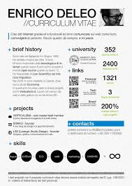 Best Infographic Resumes by 12 Best Curriculum Vitae Cv Images On Pinterest Infographic