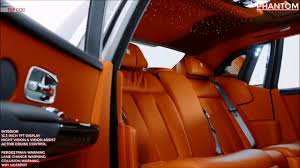 orange bentley interior 2018 rolls royce phantom vs bentley mulsanne interior youtube
