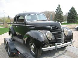 40 years stored 1939 ford standard coupe bring a trailer