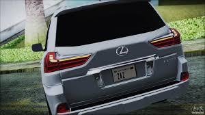 lexus car indonesia lexus lx570 2016 for gta san andreas