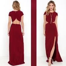 32 off lulu u0027s dresses u0026 skirts wine red u0027conversation piece