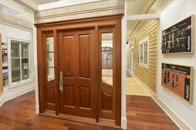 Exterior Door Wood Exterior Doors Ring S End