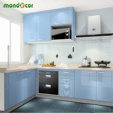 Pvc Kitchen Furniture Online Buy Wholesale Pvc Decorative Film For Furniture From China