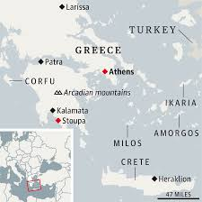 Corinth Greece Map by I Love Hellas Good News From Greece Local Holiday Ventures Are