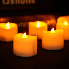 coolest 16 electric flameless candles