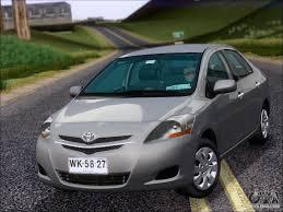 Yaris Sedan 2008 Toyota Yaris 2008 Sedan For Gta San Andreas