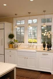 kitchen sink lighting ideas what s so trendy about kitchen sink lighting that everyone