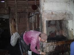 plimoth thanksgiving file plimoth plantation blacksmith jpg wikimedia commons