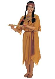 Native Indian Halloween Costumes Pocahontas Costume