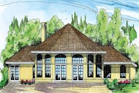 southwest style house plans mediterranean home with 3 bdrms 1965 sq ft house plan 108 1354