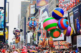 macy s thanksgiving day parade in times square are you going this