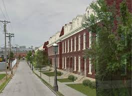 Our Town House Plans by Design And Site Plan For 64 Townhomes At Lafayette Square Praxair